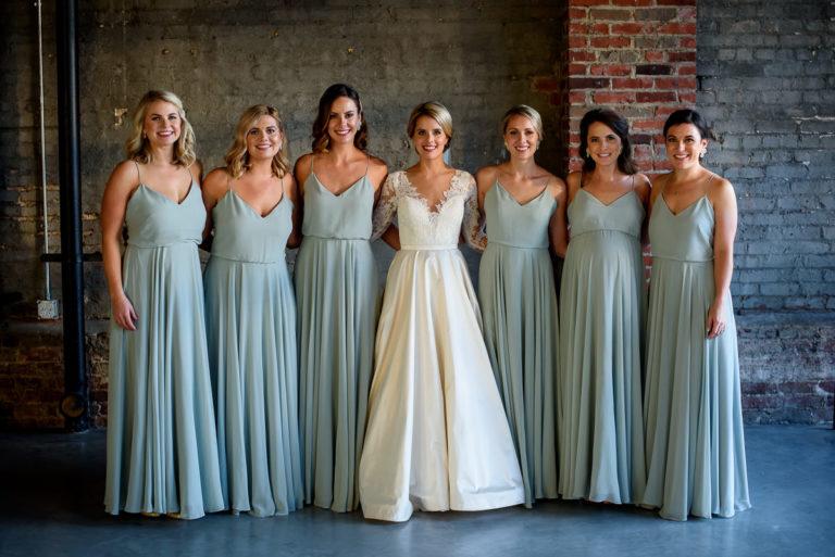 Kansas City Bridal Makeup Artist Bridal Party